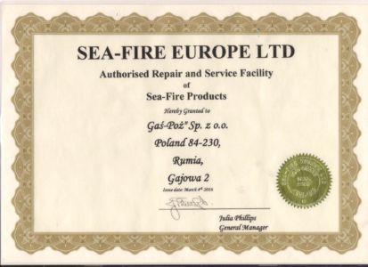 SeaFire Aut